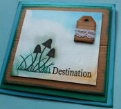 "carte ""destination"" champignon"
